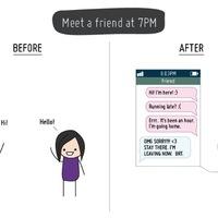 Élet a mobiltelefonok előtt