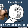 PANKRÁTOROK