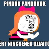 PINDÚR PANDÚROK