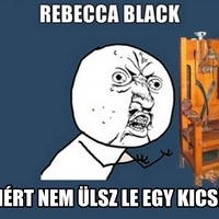 REBECCA BLACK #2