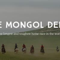 Mongol Derby: Homor Zsófi ott lesz!