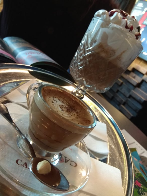 Kávé Mennyország! - Cafe Frei
