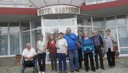 Debreceni kirándulás - Parasportpress Klub 2017 október