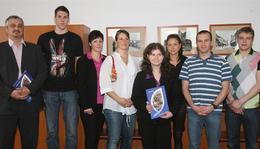 Könyv született a Kodolányi élsportolóiról 2011-ben