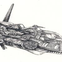 Grafika reloaded: interceptor osztály tollrajzok