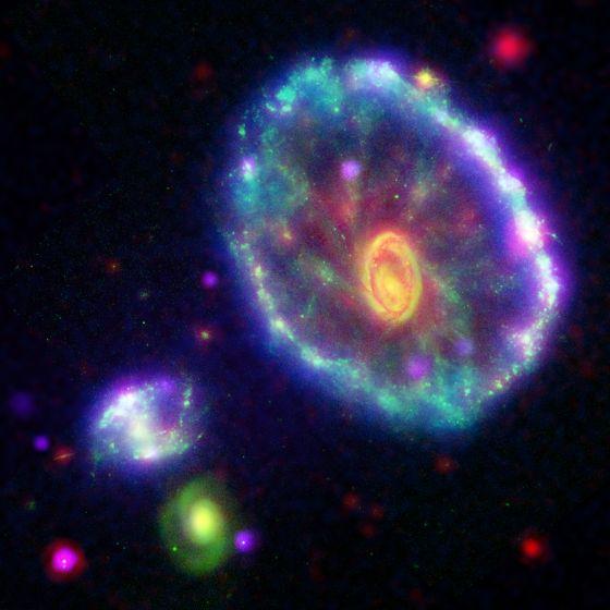 Kocsikerék-galaxis