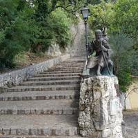 Assisi-Róma zarándokút 7.Nap (via Francigena di San Francesco)