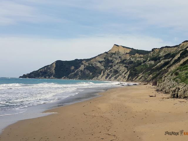 Nimfák nyomában, Korfu ösvényein (Corfu Trail) 1.Nap