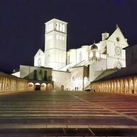 Assisi-Róma zarándokút 1. Nap (via Francigena di San Francesco)