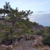 Lükiai út (Lycian way, Likya yolu) 17.Nap