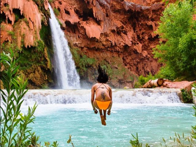 A világ legszebb természetes úszómedencéi