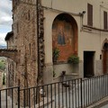Assisi-Róma zarándokút 2.Nap (via Francigena di San Francesco)