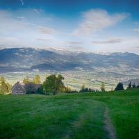 Szent Jakab útján - Swiss Route 1.Nap