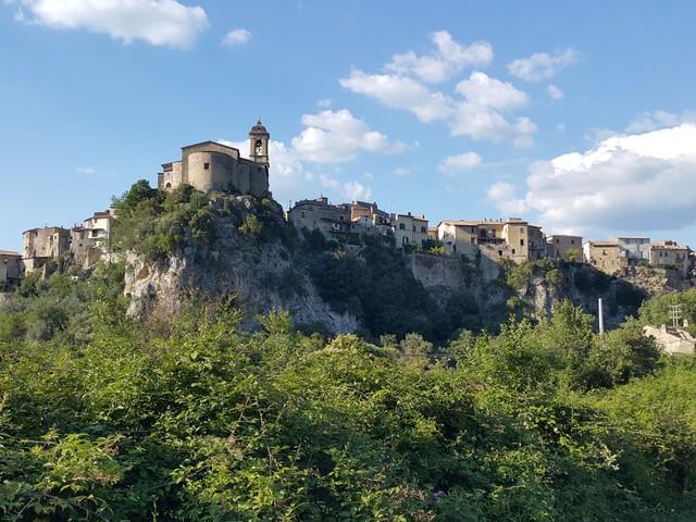 Assisi-Róma zarándokút 8.Nap (via Francigena di San Francesco)