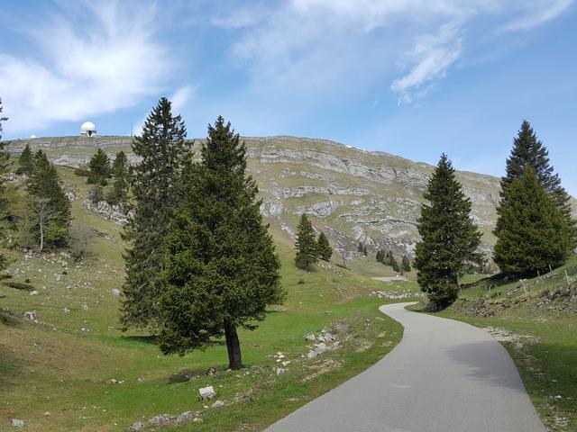 Szent Jakab útján -Swiss Route 12.Nap