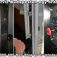 Zárszerviz Budapest területén