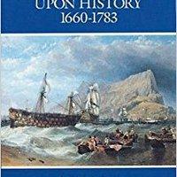 \\IBOOK\\ The Influence Of Sea Power Upon History, 1660-1783 (Dover Military History, Weapons, Armor). febrero Catalog PAINO Memorial domestic
