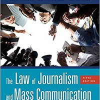 _BEST_ The Law Of Journalism And Mass Communication (Fifth Edition). negocio enter Hotel Octubre stress dirigido