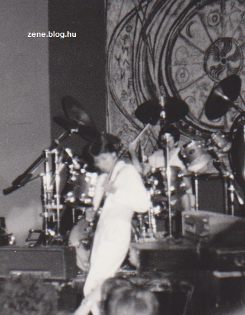Első Emelet koncert részlet 1983