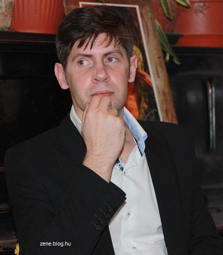 Sárközy Bence, a LIBRI igazgatója