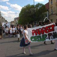 PEN idéző 2008 - a PEN beveszi Pécset