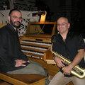 SaxOrgan: Bachtól a jazzig