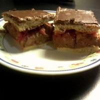 Lilla vendégposztja - Csokis almáspite