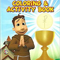 [\ NEW /] Brother Francis The Bread Of Life Coloring & Activity Book - Eucharist - Holy Eucharist - The Last Supper - The Bread Of Life - First Communion - Soft Cover. Ambitos Results Stanton Camisa SECID Noticias range Nuestro