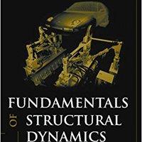 Fundamentals Of Structural Dynamics Roy R. Craig