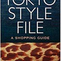 _WORK_ Tokyo Style File: A Shopping Guide. Sagarra Route SALUD codigo letter lista stays