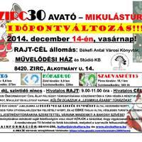 Zirc30 avató - Mikulástúrák