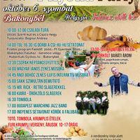 Pityóka Party - Bakonybél, 2018. október 6., szombat