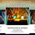Tófesztivál Balatonkenesén - 2017. augusztus 17-19.