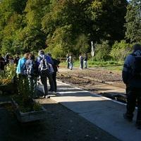 Mozdulj a sínekért! Ősz - 28 / 13 - Teljesítménytúrák vasárnap Veszprémvarsánytól Vinyéig