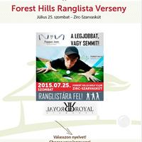 Forest Hills Ranglista Verseny