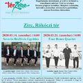 TérZene a Rákóczi téren - 2020.03.14-én és 21-én