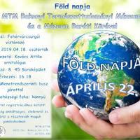 Kirándulás Fehérvárcsurgóra a Föld napja alkalmából - 2019. április 18., csütörtök