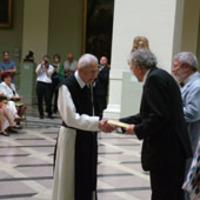 Magas állami kitüntetés Hervay Ferenc Leventének