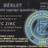 Football Club Zirc Sportegyesület felhívása