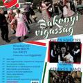 8. Bakonyi Vigasság - 2019. május 18., szombat , Tés (18 km)