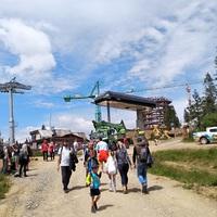Magashegységi élmények - Lombkorona sétány a Szepesi-Magurában