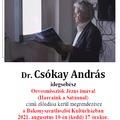 Dr. Csókay András előadása - Bakonyszentlászló, 2021.08.10., kedd