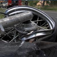 Motorosok tragédiája a 82-es főúton