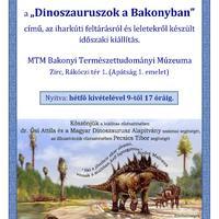 Dinoszauruszok a Bakonyban