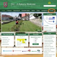 Hahó! Tesztelheti Zirc új honlapját!