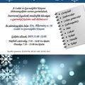 Élelmiszergyűjtés karácsonyra - 2019.11.08-12.08