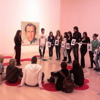 Tanítás a múzeumban