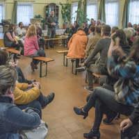 Nyílt fórumot tartott Virth Csaba polgármester-jelölt
