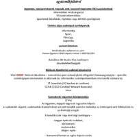 Tanfolyamok, képzések, ingyen és térítés ellenében