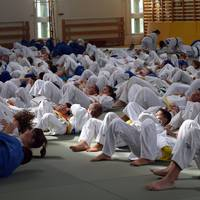 Negyedszer is megtelt a terem judokákkal